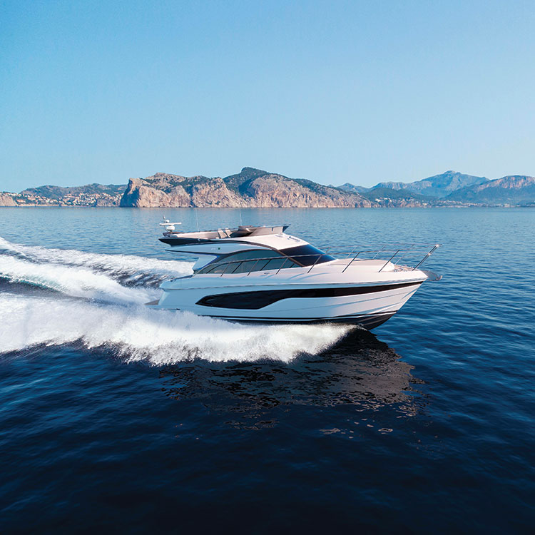 All-new F45 Flybridge